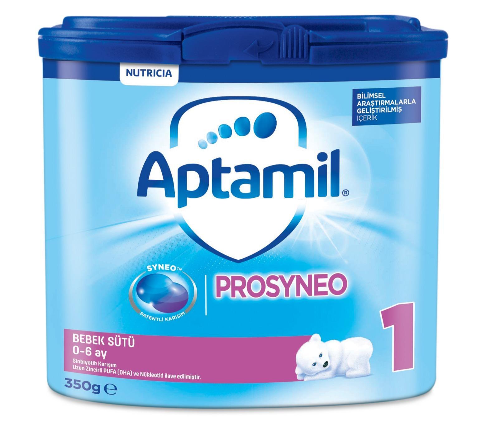 Aptamil Prosyneo 1 numara Bebek Sütü skt:09/2020