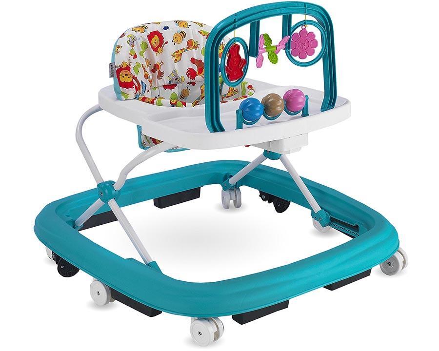 Baby Hope Ayarlı Yürüteç Turkuaz Renk Kod:203