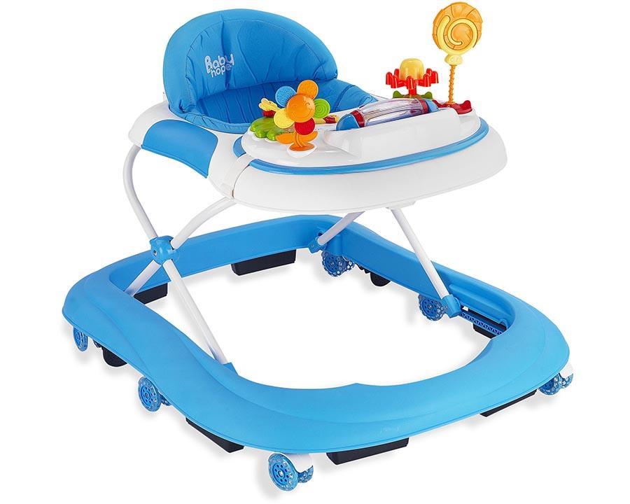 Baby Hope Yürüteç Star Oyuncaklı Mavi Renk Kod:213