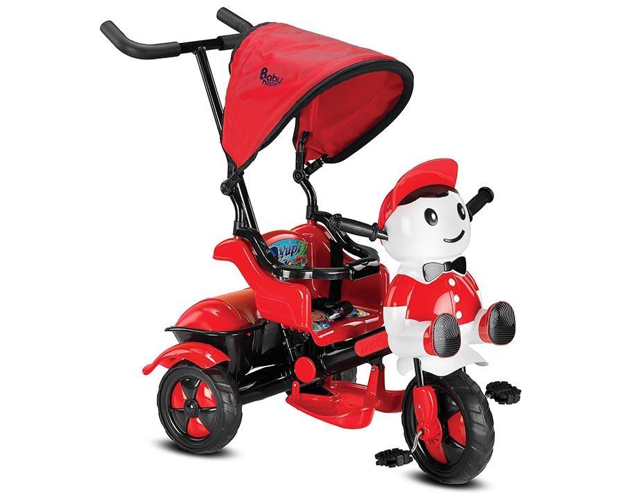 Baby Hope Bisiklet Üç Teker Yupi Kırmızı Renk Kod:125