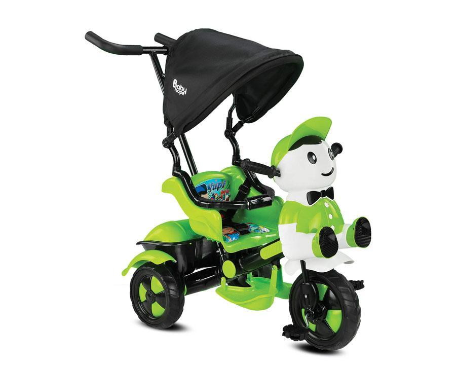 Baby Hope Bisiklet Üç Teker Yupi Yeşil Renk Kod:125
