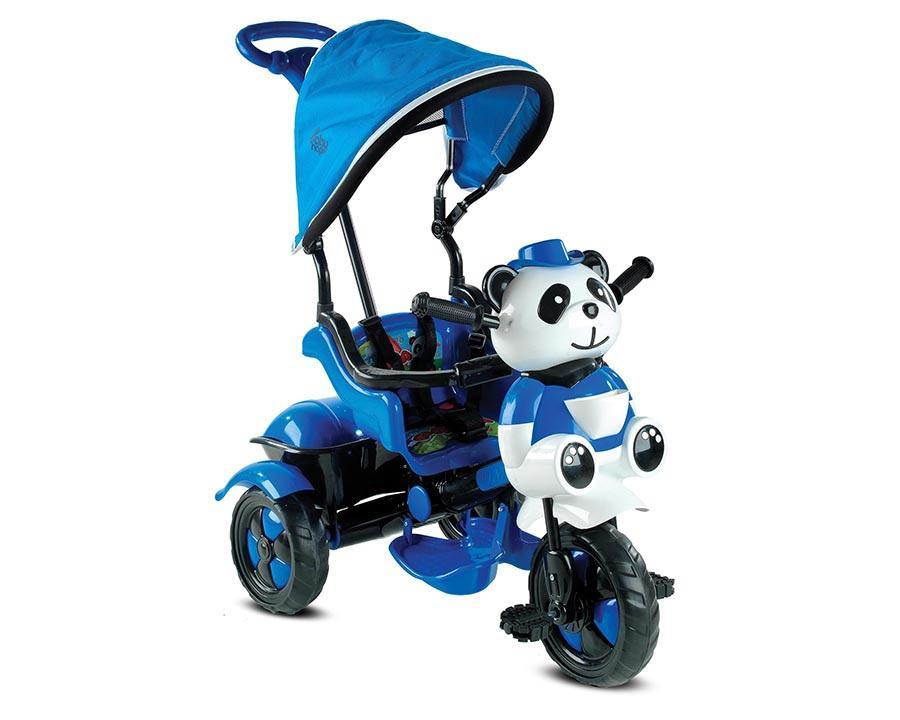 Baby Hope Bisiklet Üç Teker Little Mavi Renk Kod:127