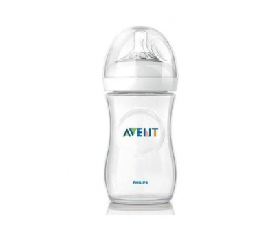Philips Avent Natural Pp Biberon 260 Ml Scf69317 / 8710103561491