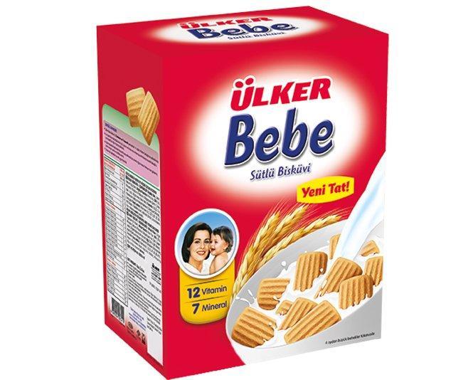 Ülker Bebe Bisküvisi 800 gr.